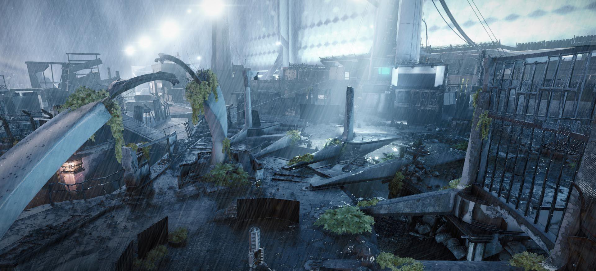 Le monde de Killzone: Shadow Fall est incroyablement vaste et détaillé...